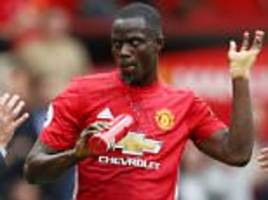 manchester united defender eric bailly earns rave reviews from nemanja vidic: 'he will definitely have a great career... he has everything'