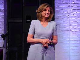arianna huffington is coming to ignition 2016