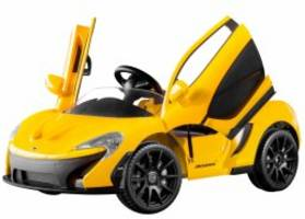 This tiny McLaren is all-electric — and can be yours for $485