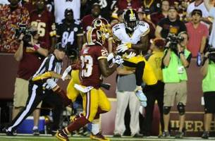deangelo hall will miss rest of season with torn acl