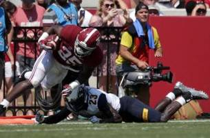 Alabama Football: What I learned watching the Tide play Kent State