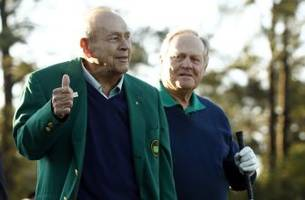 Twitter reacts to the death of Arnold Palmer