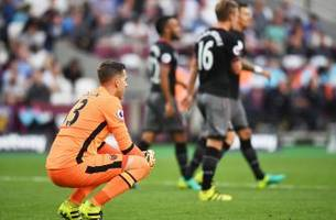 why southampton's second goal highlights what is wrong at west ham