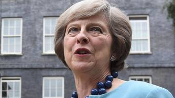 may: brexit will 'enhance' scotland's global standing