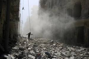 us slams russian barbarism in syria; moscow responds peace almost impossible now