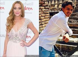 lindsay lohan's ex egor denies he's broke and let her pay for everything while still dating