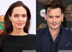 Angelina Jolie Reportedly Turns to Johnny Depp Amid Brad Pitt Divorce