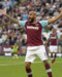 west ham player ratings: zaza has yet another shocker as saints demolish hammers