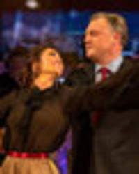 ed balls made a seriously x-rated request backstage at strictly come dancing
