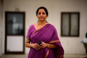 Nirmala Sitharaman to visit Sri Lanka today
