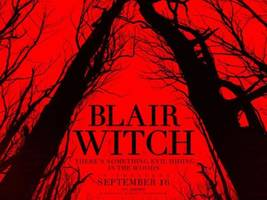 movie review - blair witch