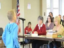 village of orland park co-sponsors 38th annual spelling bee
