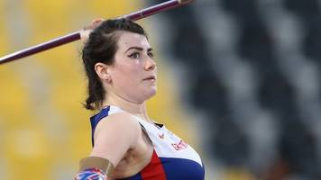 Civic reception for Paralympian javelin thrower Hollie Arnold