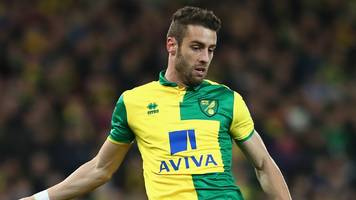 ivo pinto: norwich defender dedicates first goal for club to their 'amazing' fans.
