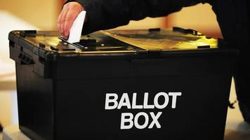 witney by-election: nominations due to close