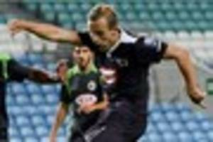 striker hits his seventh goal of the season as derby county u23s...