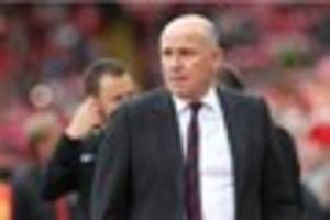 It's vital Hull City remain positive says Mike Phelan