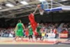 rob paternostro hails his side's defence after leicester riders...