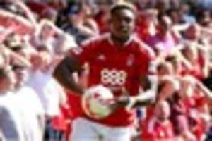 FIFA 17 - Who is Nottingham Forest's highest rated player?