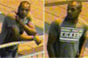 Do you recognise this man? Police investigate alleged sex assault...