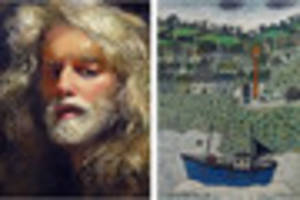 sale in plymouth will highlight robert lenkiewicz and other...