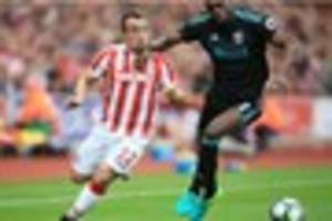 Stoke City: We'll turn the corner says Xherdan Shaqiri
