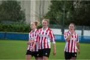 cheltenham town ladies hope to play glamour tie at whaddon road