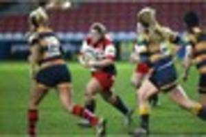the score's 177-0 for gloucester hartpury women in national...