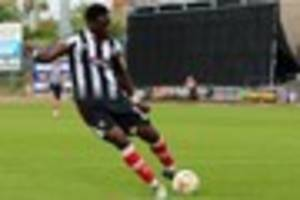 grimsby town's omar bogle attracting interest from wigan athletic...