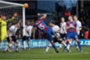 three former crystal palace strikers on target in football league