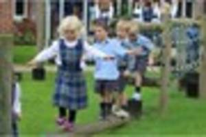hazlegrove children are inspired by olympic gold by former pupil...