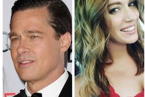 brad pitt's 'other woman' hits out after being dragged into angelina jolie divorce drama