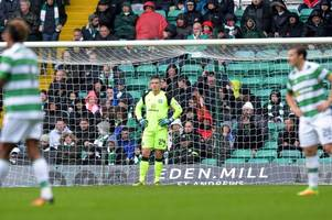 dorus de vries has to be replaced with craig gordon for manchester city clash - monday jury