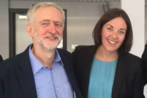 Jeremy Corbyn fails in second attempt to have Kezia Dugdale kicked off Labour's National Executive Committee