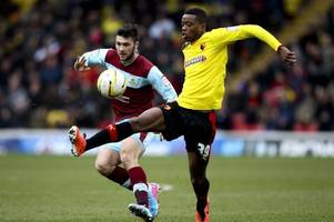 live football on tv: what channel is showing burnley vs watford?