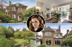 potty for harry potter? magic up £2.4million and you could live in hermione granger's house