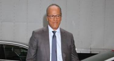 Lester Holt Wiki: Facts to Know About the Presidential Debate Moderator 2016
