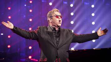 sir elton john to co-host evening standard theatre awards