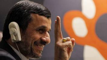 ahmadinejad 'advised not to seek re-election in iran'