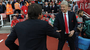 Arsene Wenger marks 20 years at Arsenal with landmark win over Chelsea