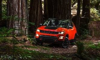2017 Jeep Compass Revealed, Will Be Shown In USA At LA Auto Show
