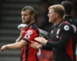 bournemouth 'realistic' over permanent deal for wilshere