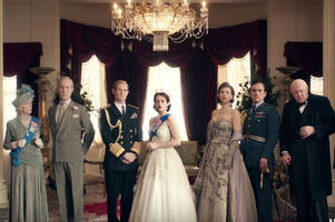 "All hail the queen: New Netflix show 'The Crown"" follows early life of Elizabeth II"