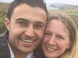 'He is doing this to take citizenship': Facebook friends of Syrian refugee marrying female British aid worker from Calais Jungle say 'he always dreamed of flying to Britain'