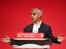 'Let's put Labour back IN POWER': Sadiq Khan slams Jeremy Corbyn for leaving Labour in the wilderness as he warns more than THIRTY times the party must win elections
