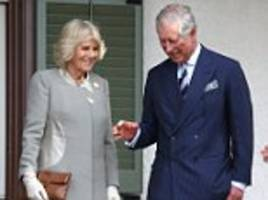 camilla, duchess of cornwall's son reveals why she and prince charles avoid onions, garlic and chilli