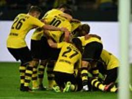 borussia dortmund prepare to prolong real madrid's yellow fever in the champions league