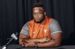 texas football: kent perkins punishment comes off a little light