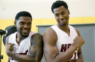 despite big changes, heat maintaining same approach as always