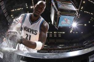 Larger Than Life: Kevin Garnett's oversized mark on the NBA